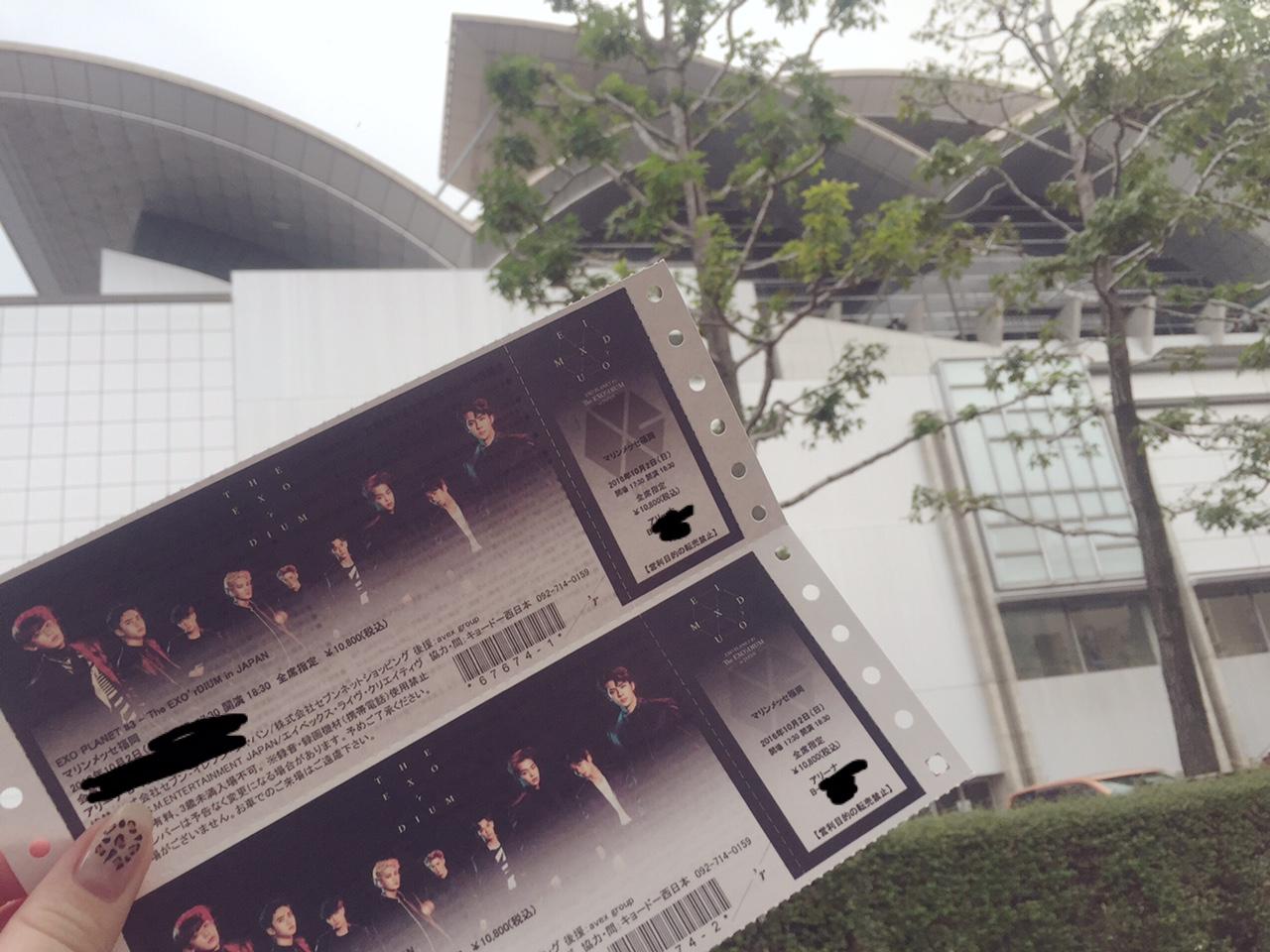 #3 EXO'rDIUM in 福岡 10月2日&4日